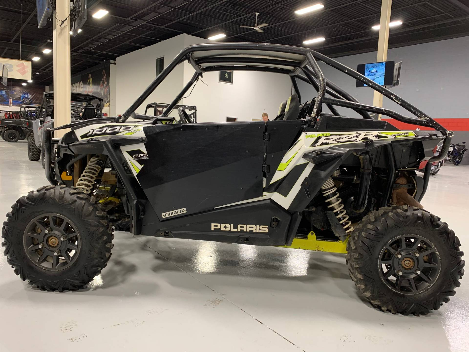 2018 Polaris RZR XP 1000 EPS in Brilliant, Ohio - Photo 4