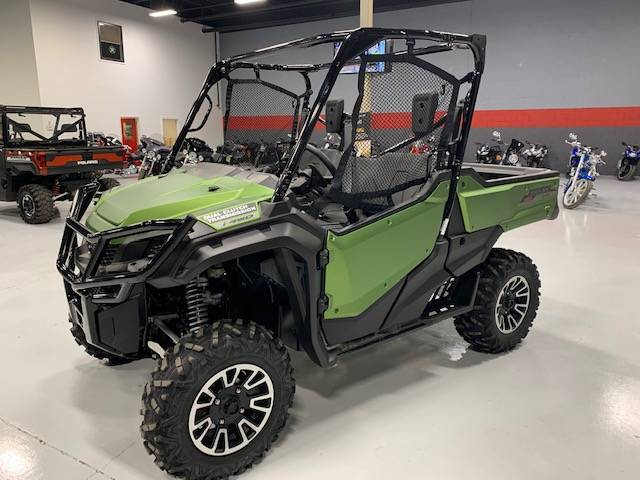 2021 Honda Pioneer 1000 Limited Edition in Brilliant, Ohio - Photo 1