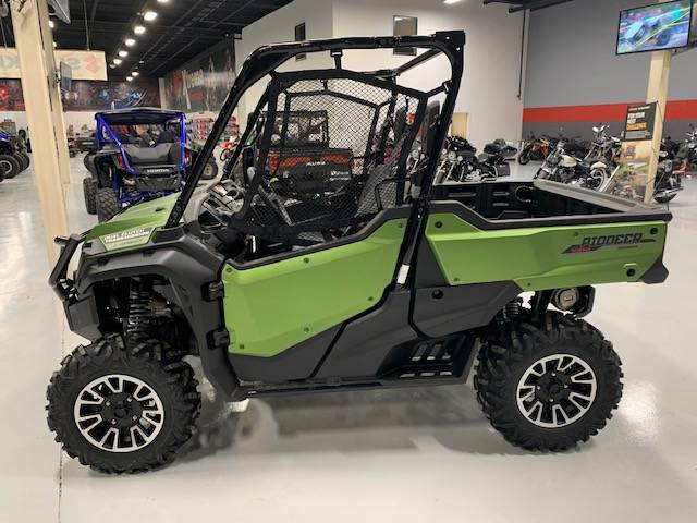 2021 Honda Pioneer 1000 Limited Edition in Brilliant, Ohio - Photo 3