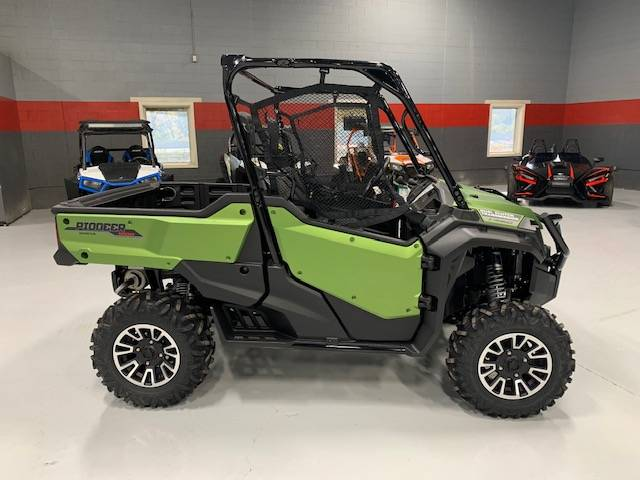 2021 Honda Pioneer 1000 Limited Edition in Brilliant, Ohio - Photo 10