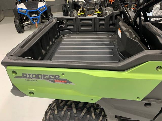 2021 Honda Pioneer 1000 Limited Edition in Brilliant, Ohio - Photo 11