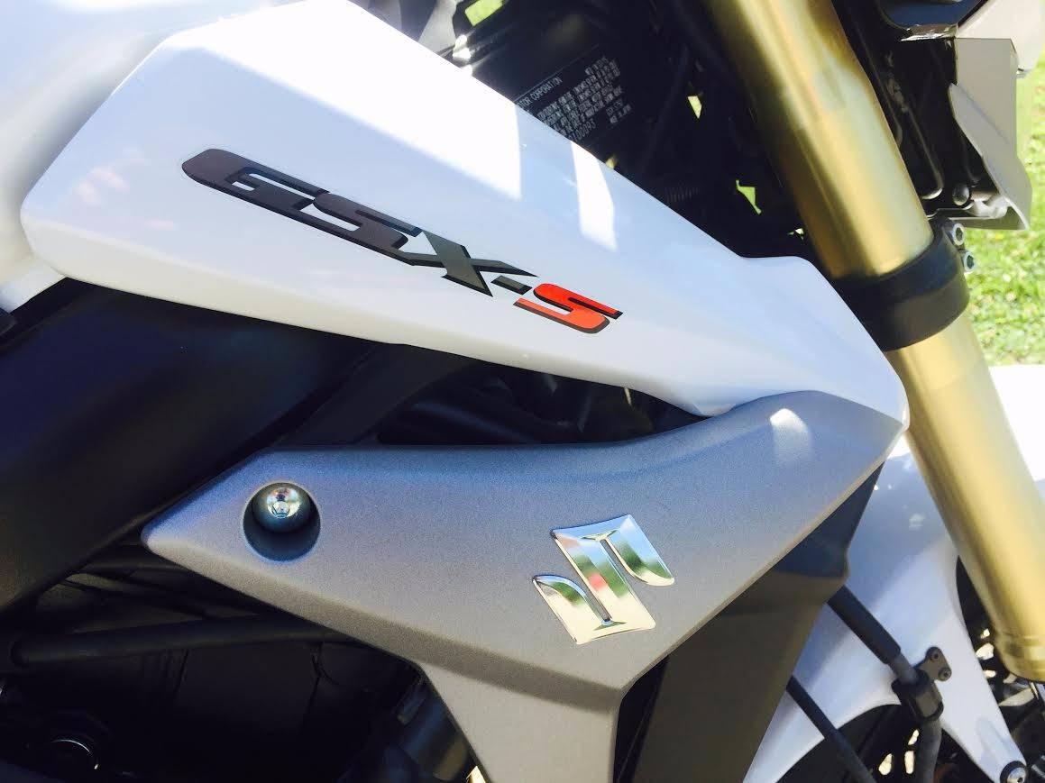 2016 Suzuki GSX-S750 5