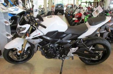 2016 Suzuki GSX-S750 for sale 11303