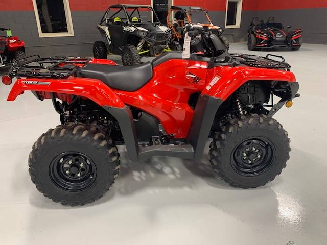 2021 Honda FourTrax Rancher 4x4 Automatic DCT IRS in Brilliant, Ohio - Photo 5