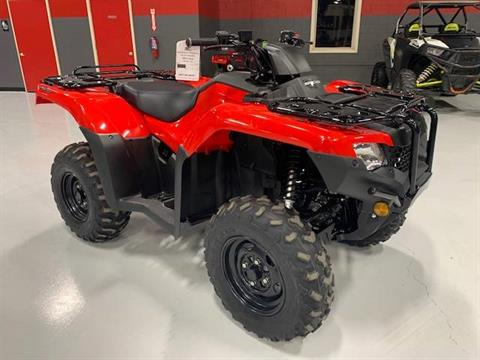 2021 Honda FourTrax Rancher 4x4 Automatic DCT IRS in Brilliant, Ohio - Photo 6