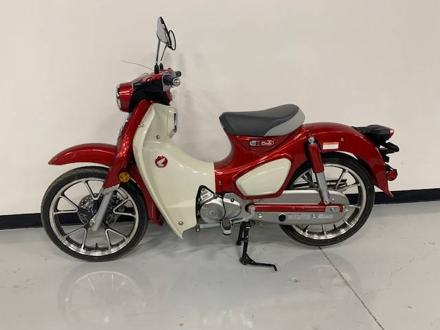 2020 Honda Super Cub C125 ABS in Brilliant, Ohio - Photo 3
