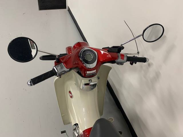 2020 Honda Super Cub C125 ABS in Brilliant, Ohio - Photo 7