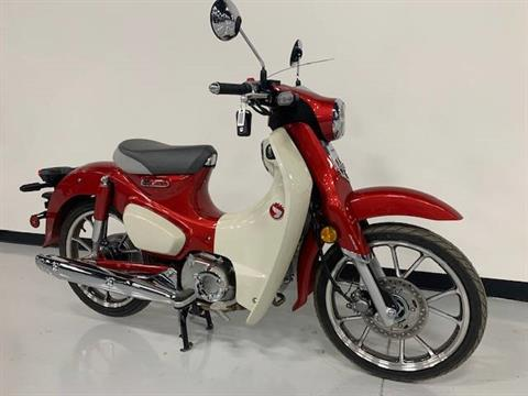 2020 Honda Super Cub C125 ABS in Brilliant, Ohio - Photo 1