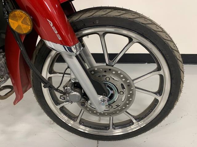 2020 Honda Super Cub C125 ABS in Brilliant, Ohio - Photo 9