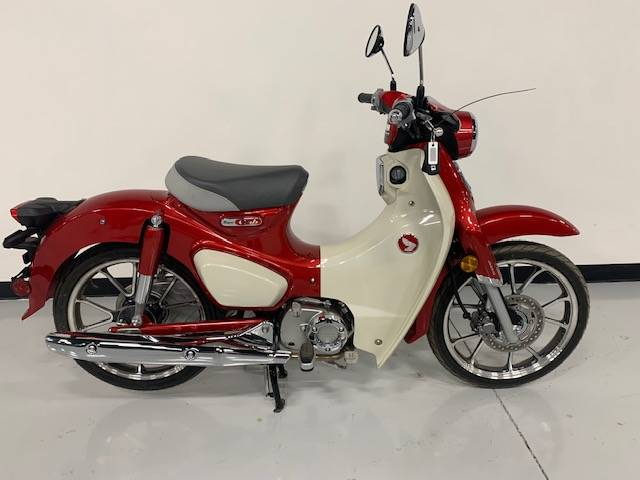 2020 Honda Super Cub C125 ABS in Brilliant, Ohio - Photo 10