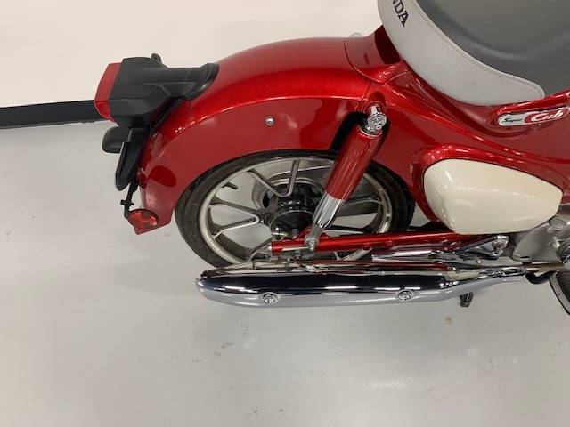 2020 Honda Super Cub C125 ABS in Brilliant, Ohio - Photo 13