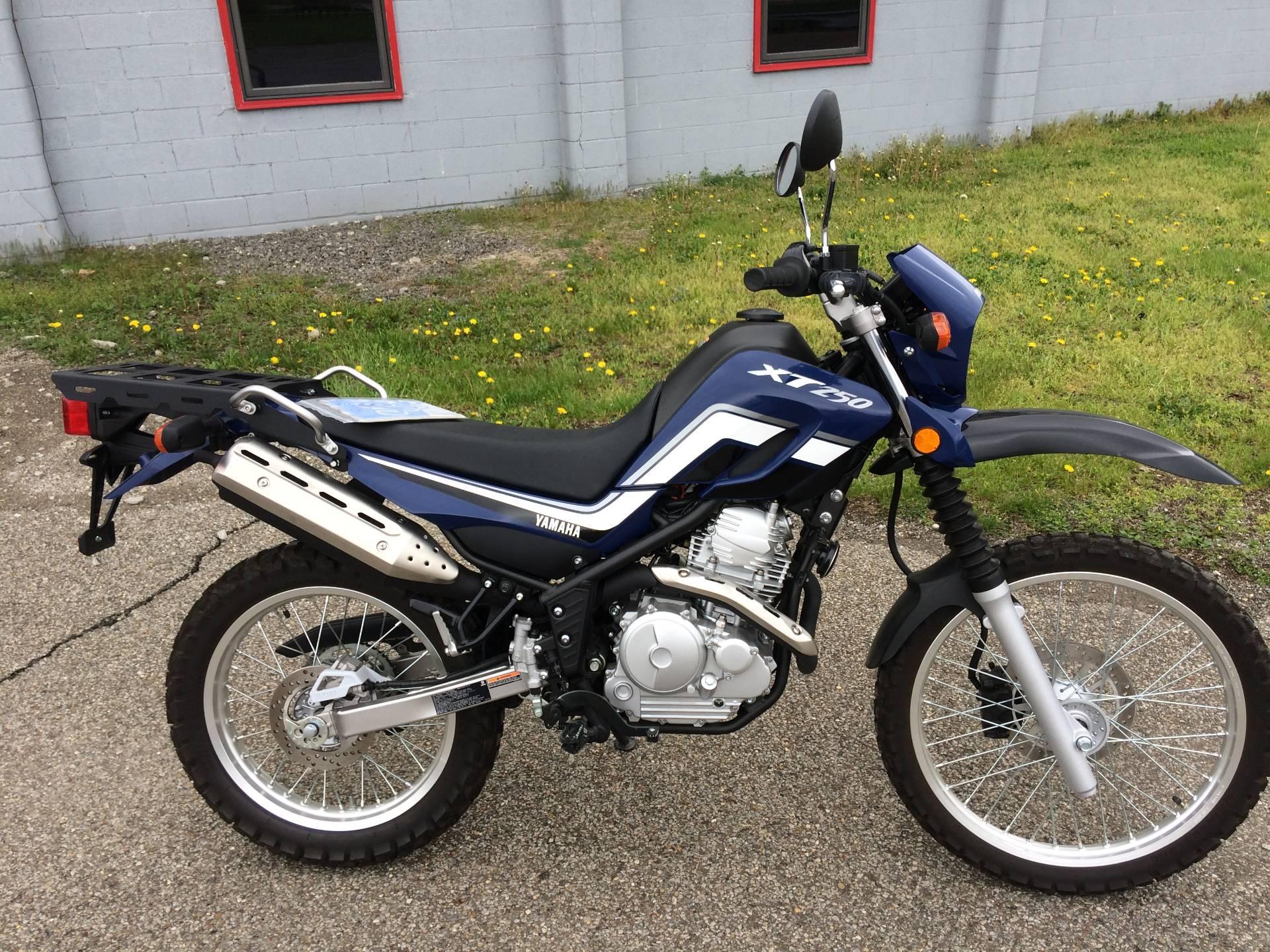 2016 Yamaha XT250 for sale 149222