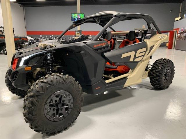 2021 Can-Am Maverick X3 X DS Turbo RR in Brilliant, Ohio - Photo 1