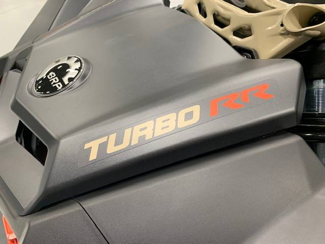 2021 Can-Am Maverick X3 X DS Turbo RR in Brilliant, Ohio - Photo 4