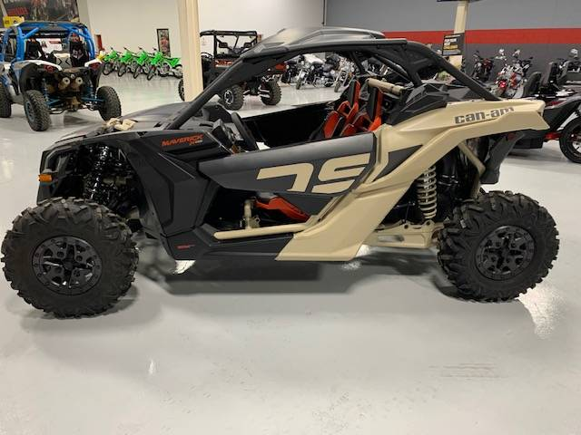 2021 Can-Am Maverick X3 X DS Turbo RR in Brilliant, Ohio - Photo 6
