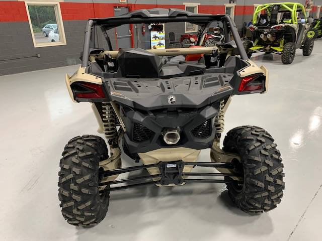 2021 Can-Am Maverick X3 X DS Turbo RR in Brilliant, Ohio - Photo 9