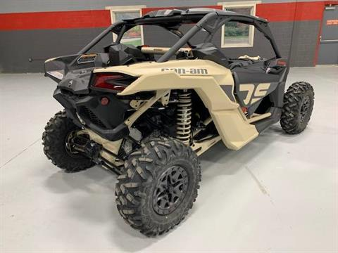 2021 Can-Am Maverick X3 X DS Turbo RR in Brilliant, Ohio - Photo 10