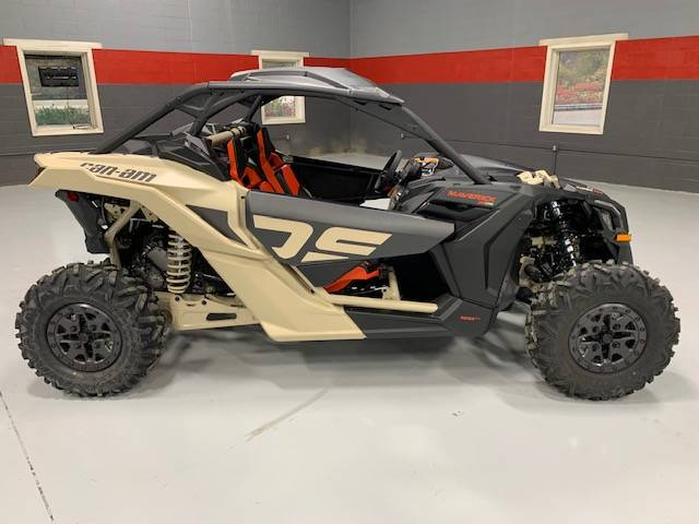 2021 Can-Am Maverick X3 X DS Turbo RR in Brilliant, Ohio - Photo 12