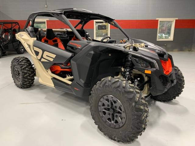 2021 Can-Am Maverick X3 X DS Turbo RR in Brilliant, Ohio - Photo 2