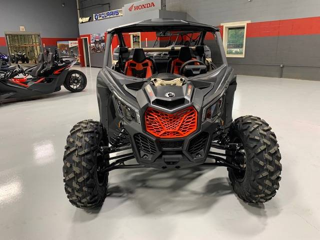 2021 Can-Am Maverick X3 X DS Turbo RR in Brilliant, Ohio - Photo 14
