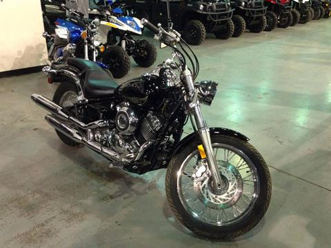 2013 Yamaha V Star 650 Custom in Brilliant, Ohio