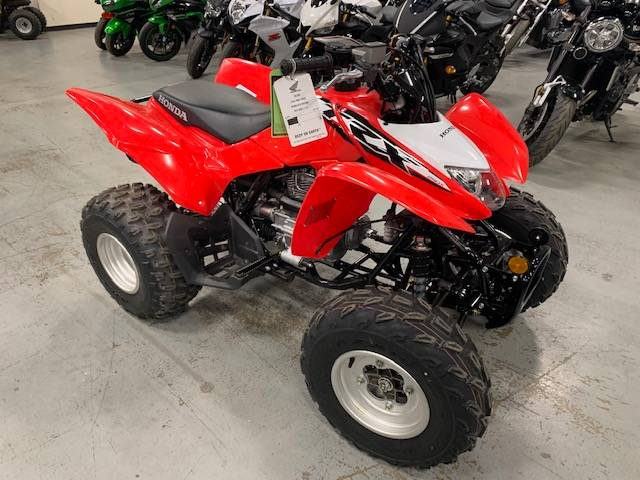 2020 Honda TRX250X in Brilliant, Ohio - Photo 2