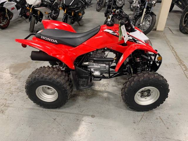 2020 Honda TRX250X in Brilliant, Ohio - Photo 3