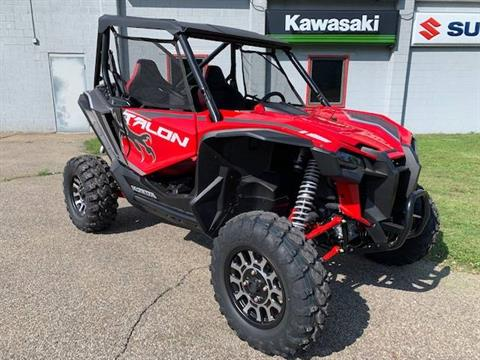 2019 Honda Talon 1000X in Brilliant, Ohio - Photo 2