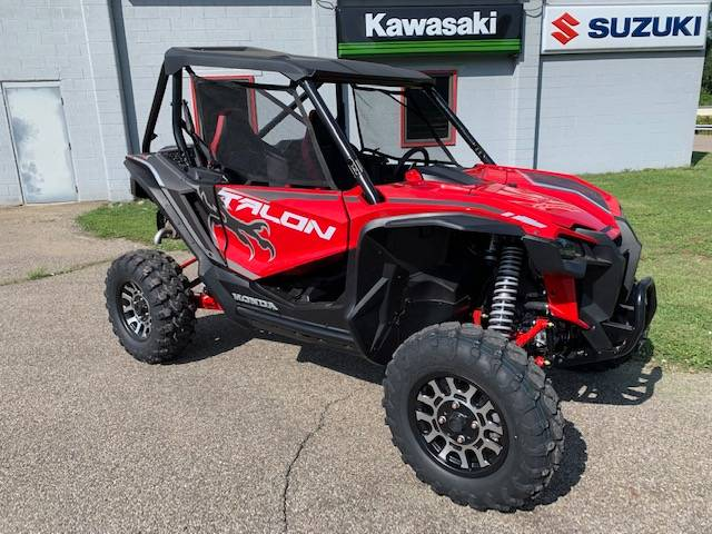 2019 Honda Talon 1000X in Brilliant, Ohio - Photo 1