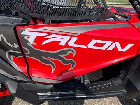 2019 Honda Talon 1000X in Brilliant, Ohio - Photo 4