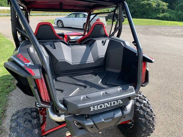 2019 Honda Talon 1000X in Brilliant, Ohio - Photo 10