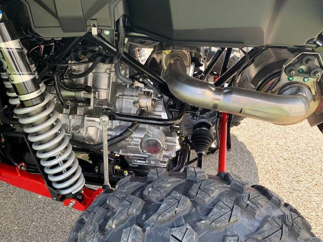 2019 Honda Talon 1000X in Brilliant, Ohio - Photo 11