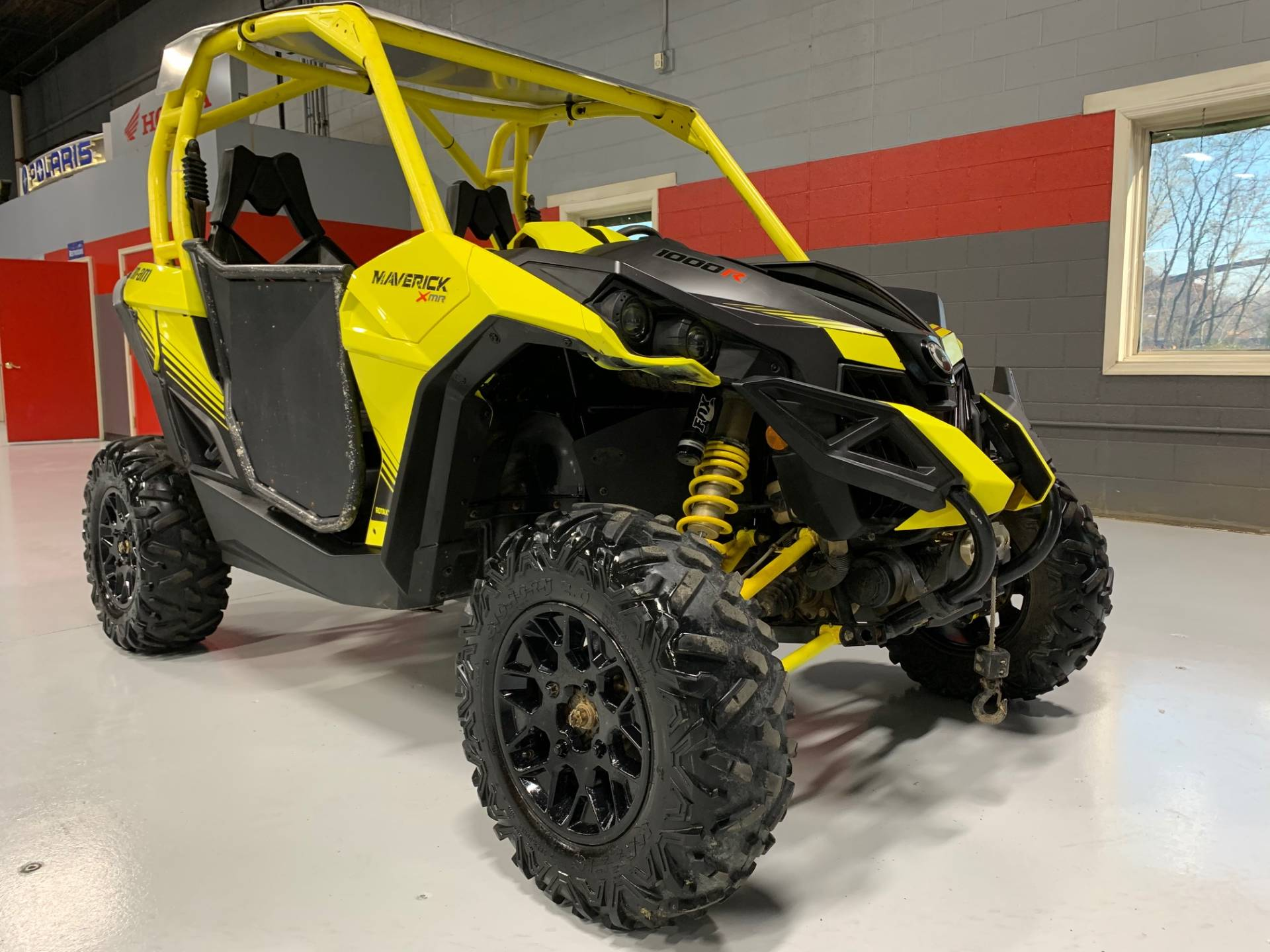 2018 Can-Am Maverick X MR in Brilliant, Ohio - Photo 1