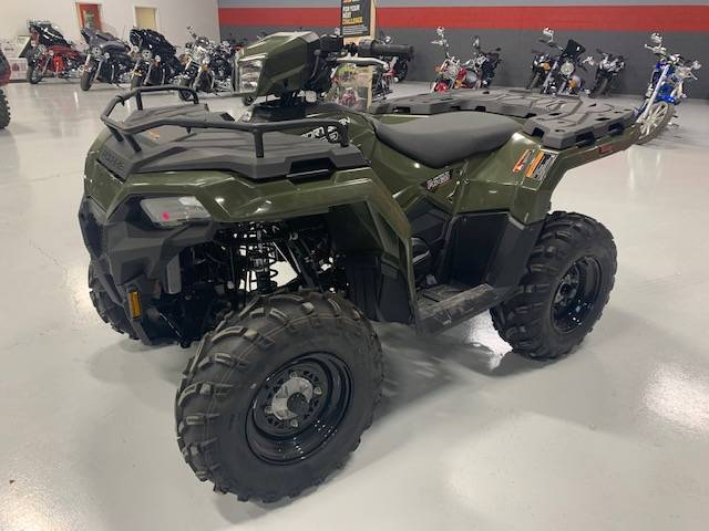 2021 Polaris Sportsman 450 H.O. in Brilliant, Ohio - Photo 1
