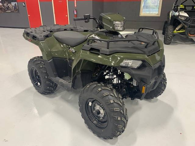 2021 Polaris Sportsman 450 H.O. in Brilliant, Ohio - Photo 3
