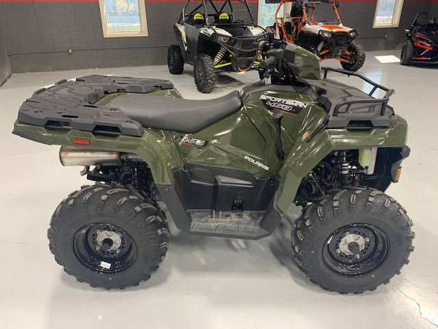 2021 Polaris Sportsman 450 H.O. in Brilliant, Ohio - Photo 4