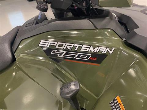 2021 Polaris Sportsman 450 H.O. in Brilliant, Ohio - Photo 5