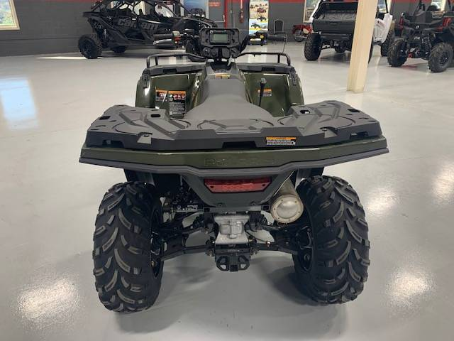 2021 Polaris Sportsman 450 H.O. in Brilliant, Ohio - Photo 8