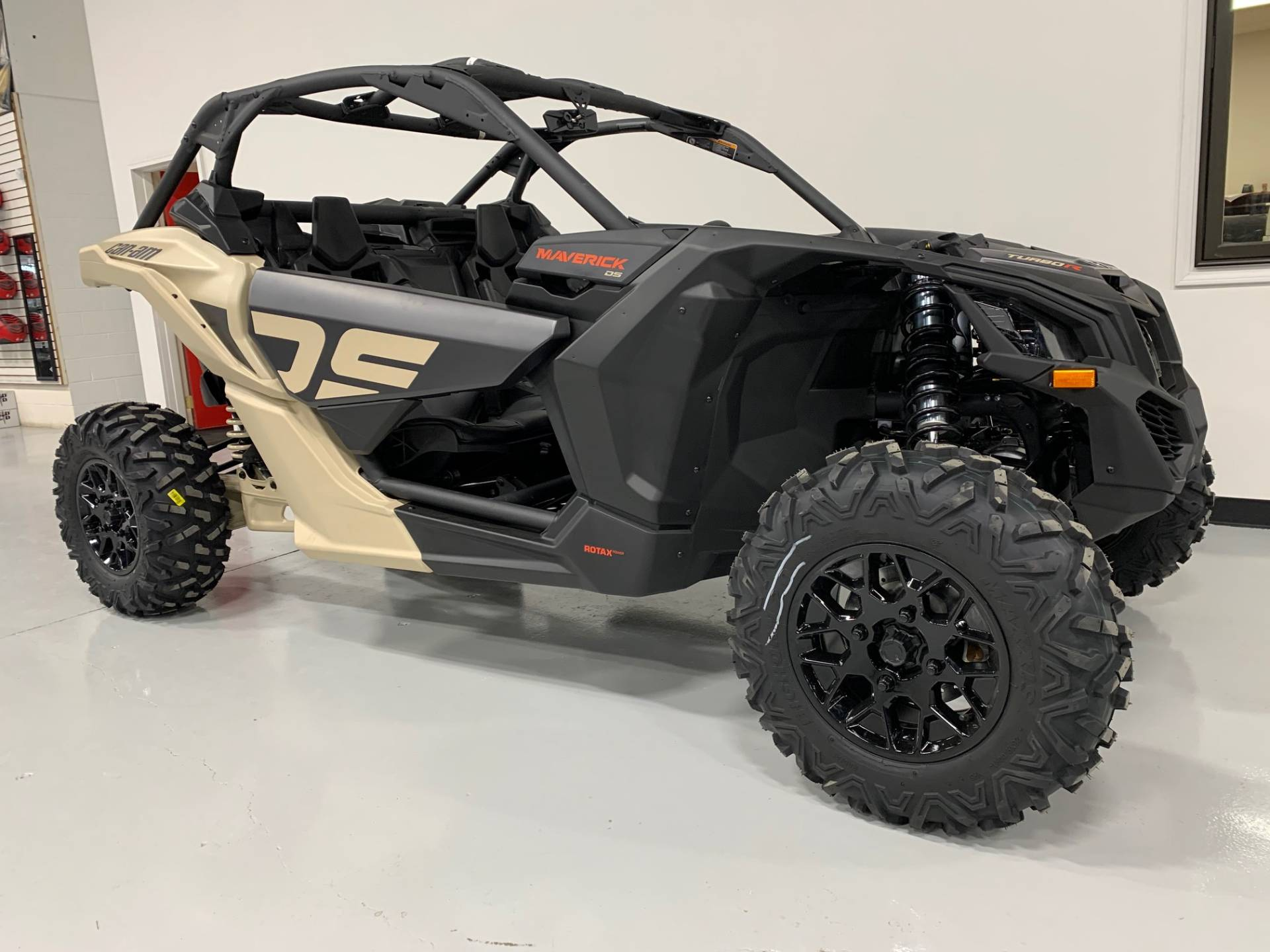2021 Can-Am Maverick X3 DS Turbo R in Brilliant, Ohio - Photo 5