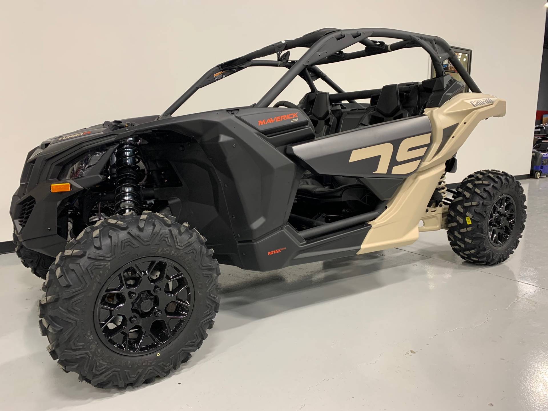 2021 Can-Am Maverick X3 DS Turbo R in Brilliant, Ohio - Photo 1