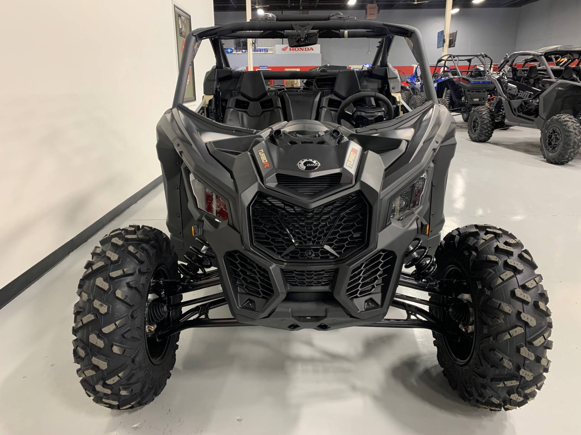2021 Can-Am Maverick X3 DS Turbo R in Brilliant, Ohio - Photo 3
