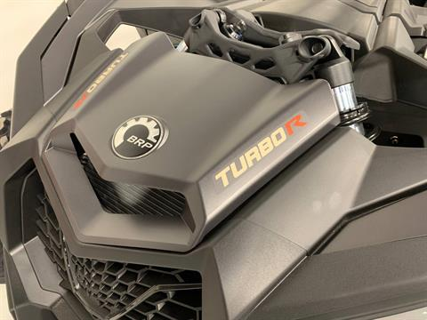 2021 Can-Am Maverick X3 DS Turbo R in Brilliant, Ohio - Photo 4