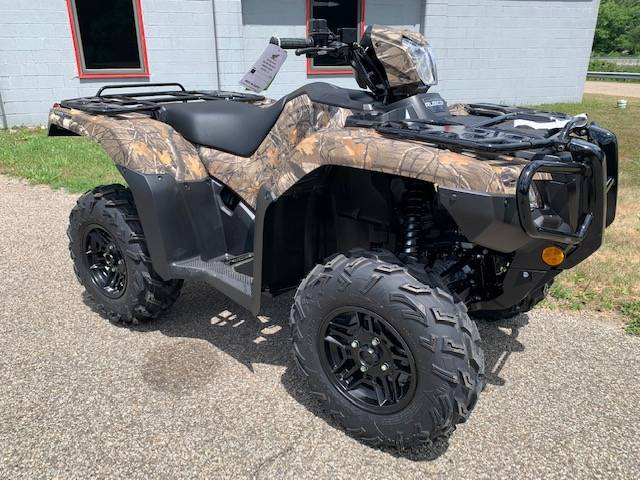 2021 Honda FourTrax Foreman Rubicon 4x4 Automatic DCT EPS Deluxe in Brilliant, Ohio - Photo 1