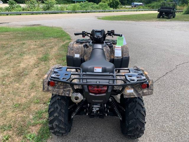 2021 Honda FourTrax Foreman Rubicon 4x4 Automatic DCT EPS Deluxe in Brilliant, Ohio - Photo 6