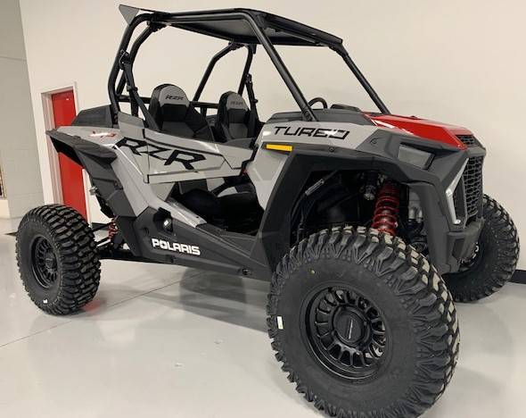 2021 Polaris RZR XP Turbo in Brilliant, Ohio - Photo 20