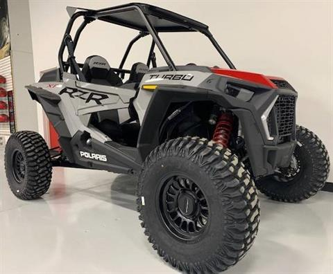 2021 Polaris RZR XP Turbo in Brilliant, Ohio - Photo 1