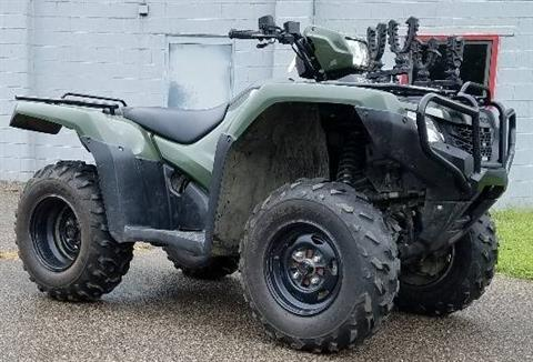 2015 Honda FourTrax® Foreman® 4x4 ES EPS in Brilliant, Ohio
