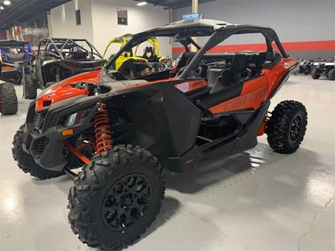2021 Can-Am Maverick X3 DS Turbo in Brilliant, Ohio - Photo 1