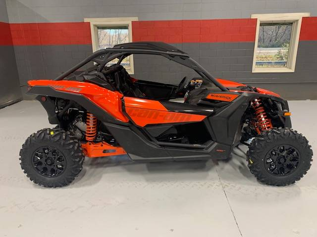 2021 Can-Am Maverick X3 DS Turbo in Brilliant, Ohio - Photo 4