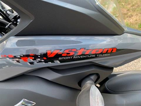 2020 Suzuki V-Strom 650 in Brilliant, Ohio - Photo 3